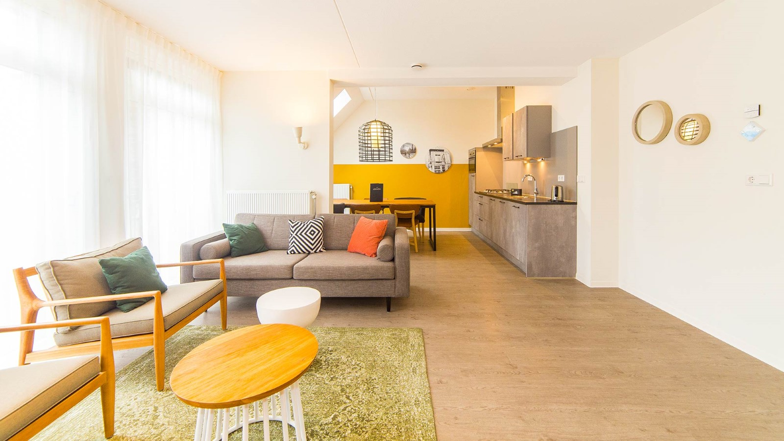Appartement lifestyle - 3 chambres