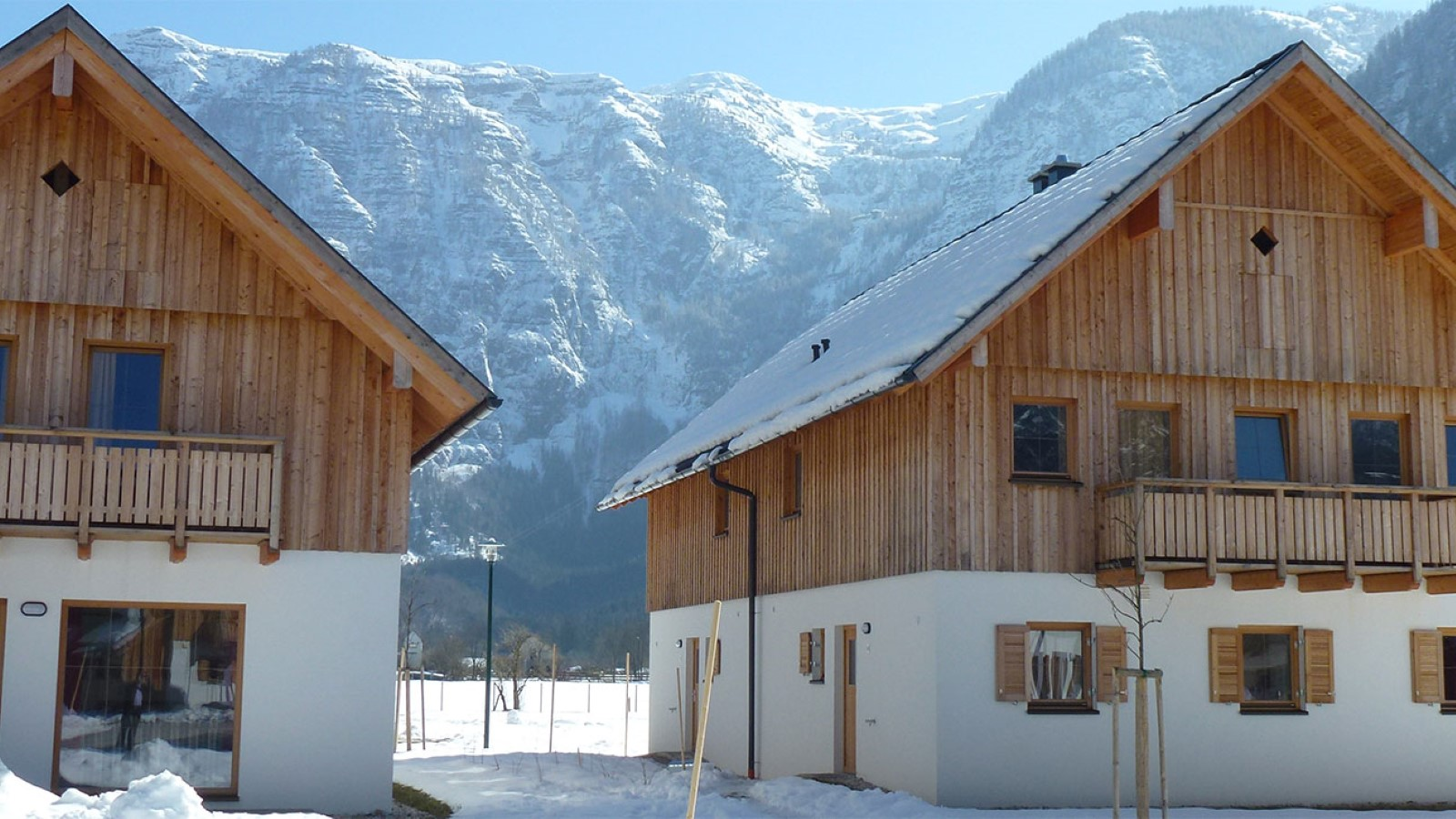 Chalet Wolfgangsee avec sauna - 3 chambres