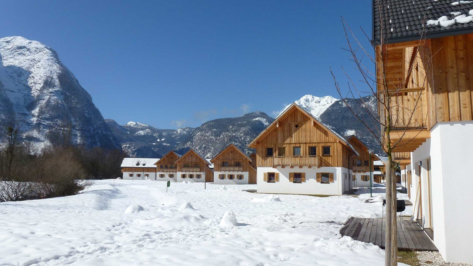 Chalet Traunsee avec sauna - 4 chambres